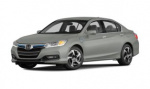 Honda Accord Plug-In Hybrid bulb size