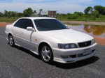 Toyota Chaser bulb size